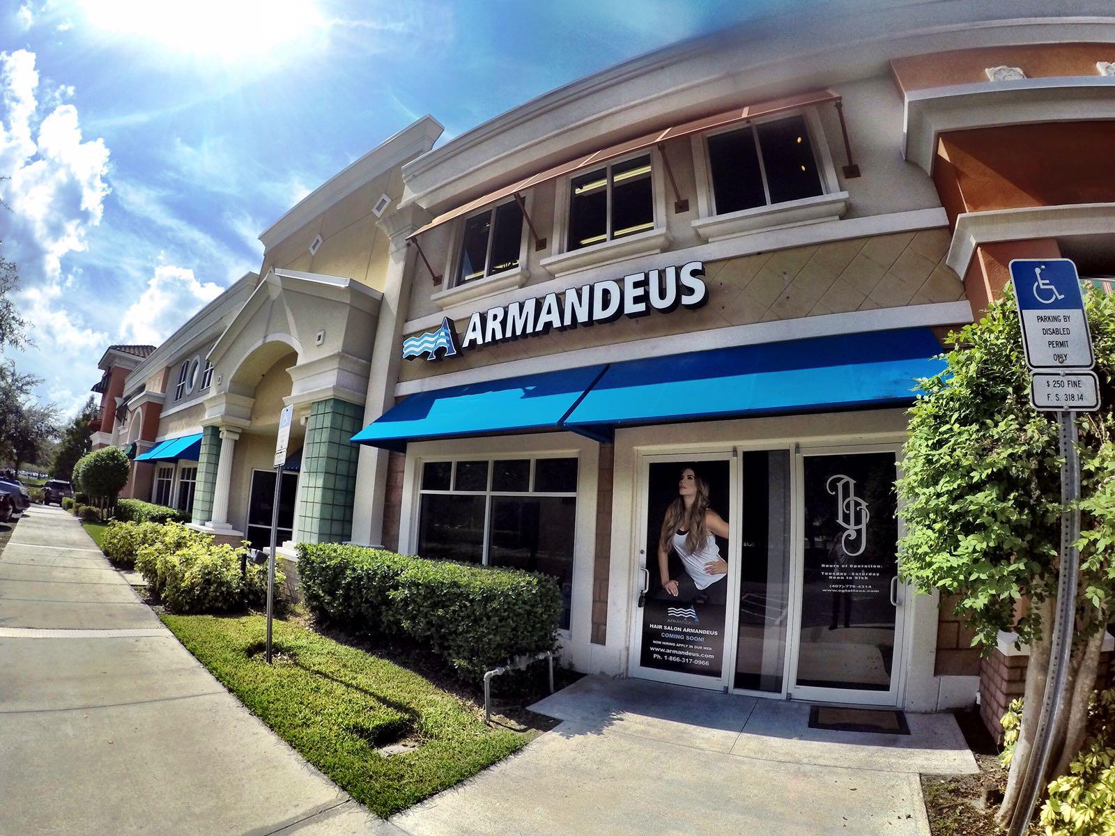 Salon Armandeus Orlando coming soon!
